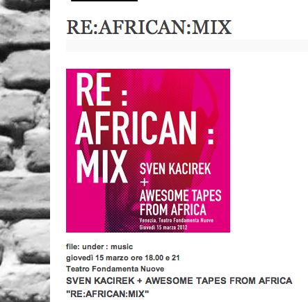 African Mix